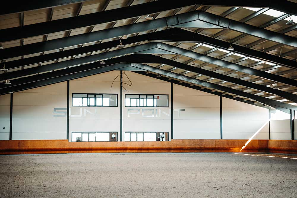 SunPoint26 - Pista Interior